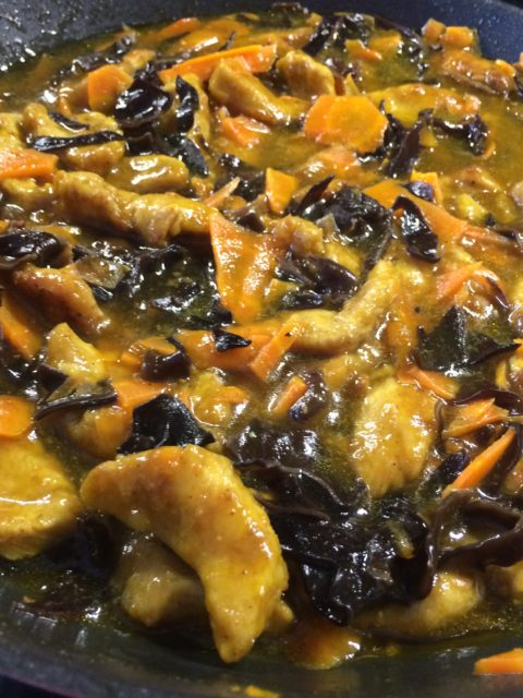Rybí filé s vařeným bramborem