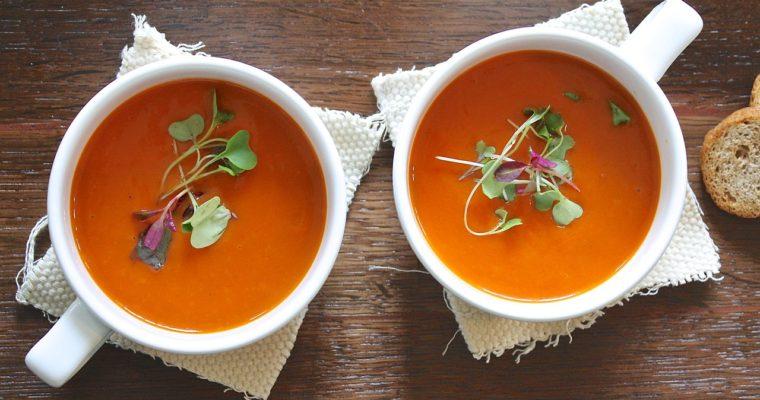 Dietní polévky dvou světů